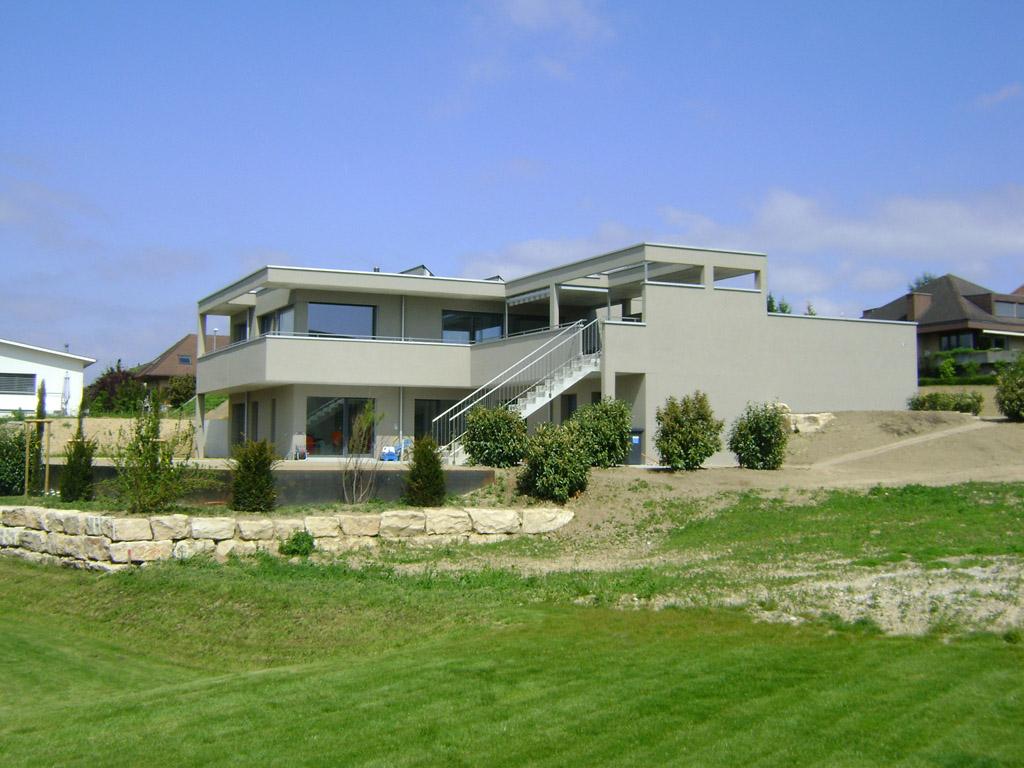 Villa Gerolfingen Westen