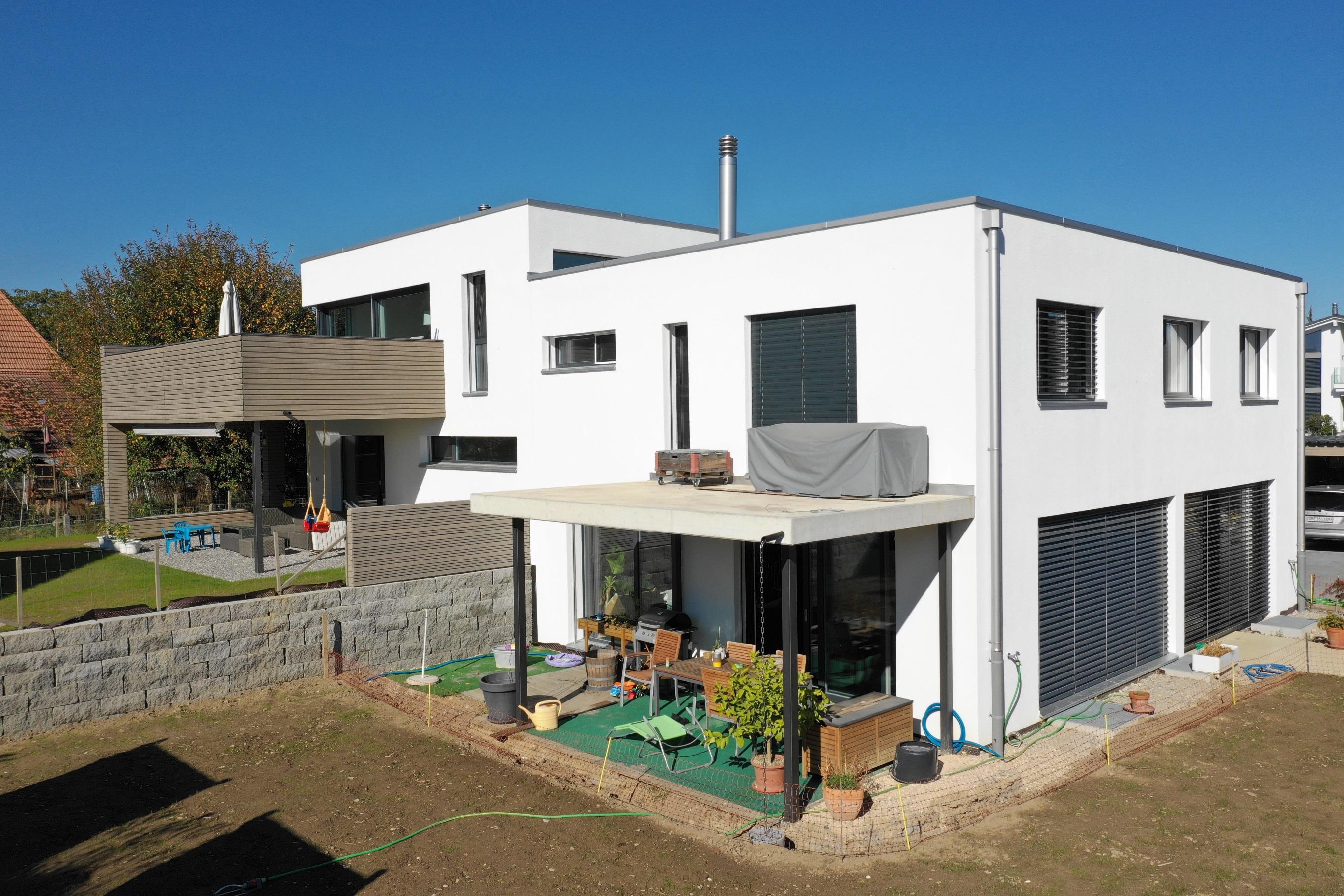 Doppeleinfamilienhaus Walperswil