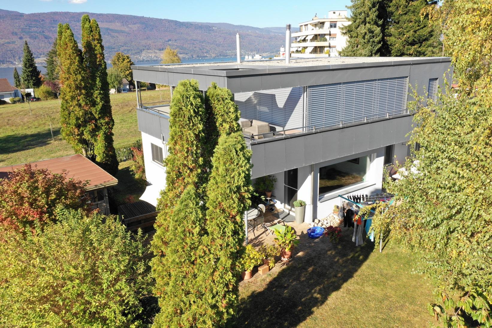 Aufstockung Einfamilienhaus Gerolfingen