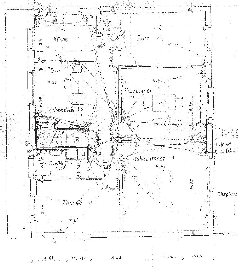 Zihlhag 3 - Erdgeschoss