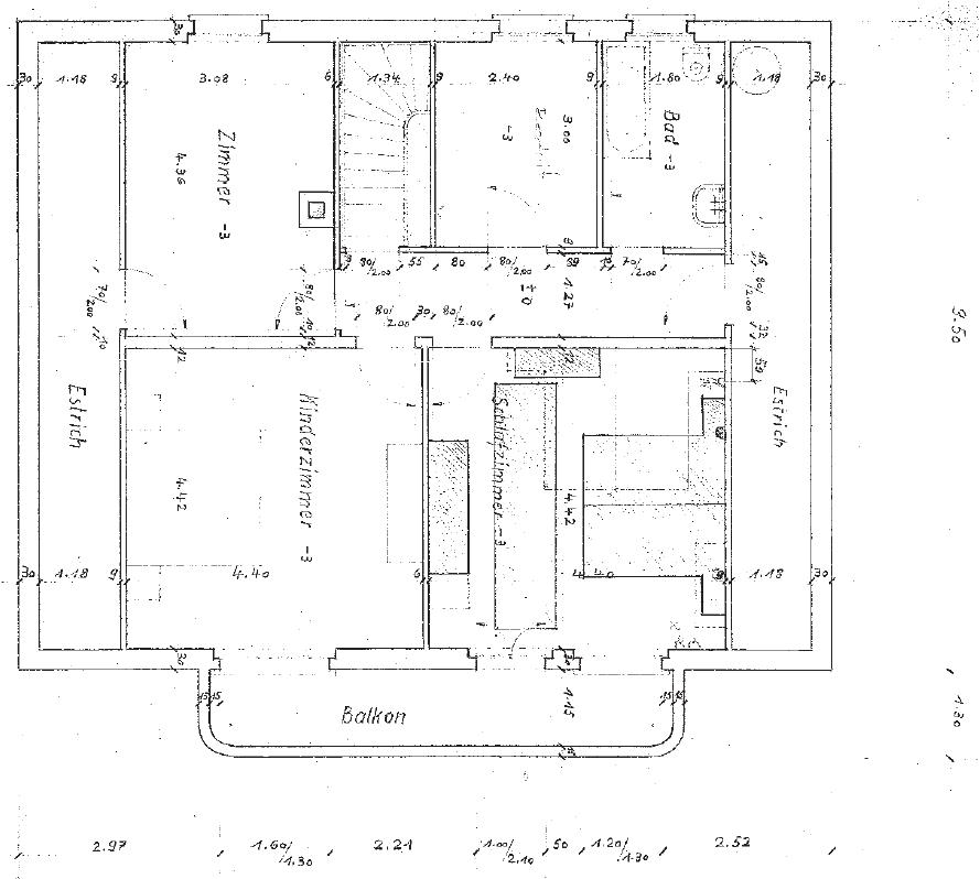 Zihlhag 3 - Obergeschoss