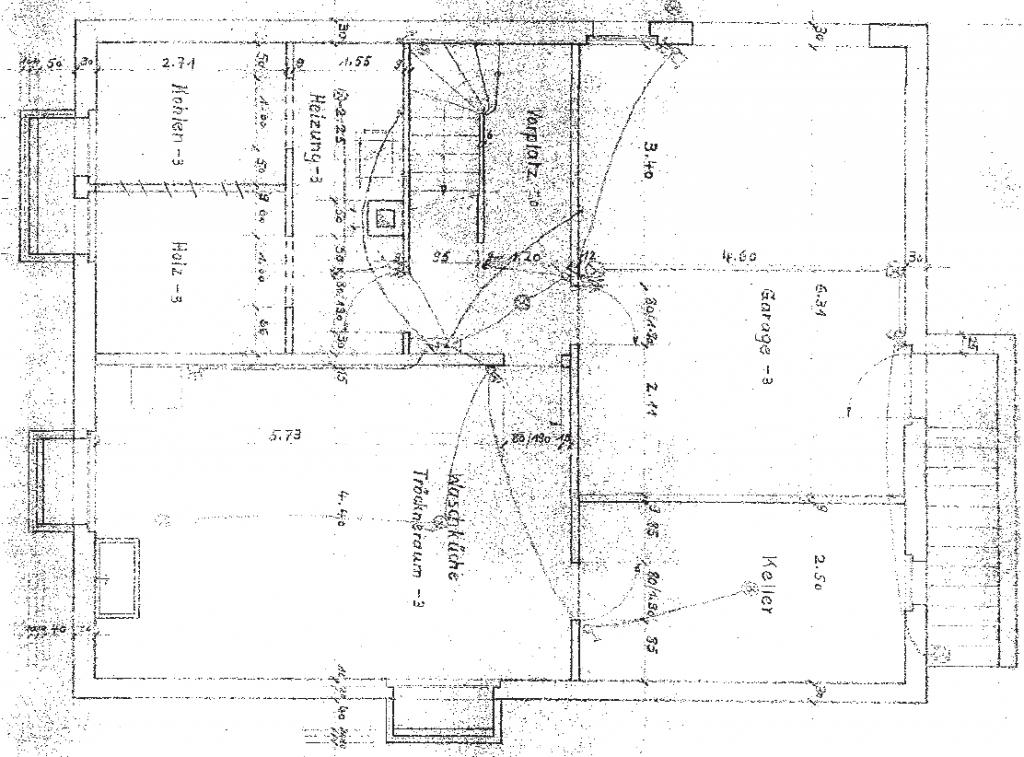 Zihlhag 2 - Untergeschoss
