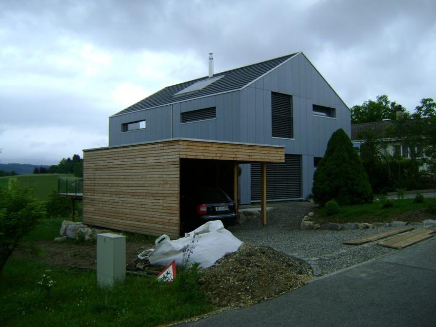Mathys architektur umbauten for Einfamilienhaus modelle